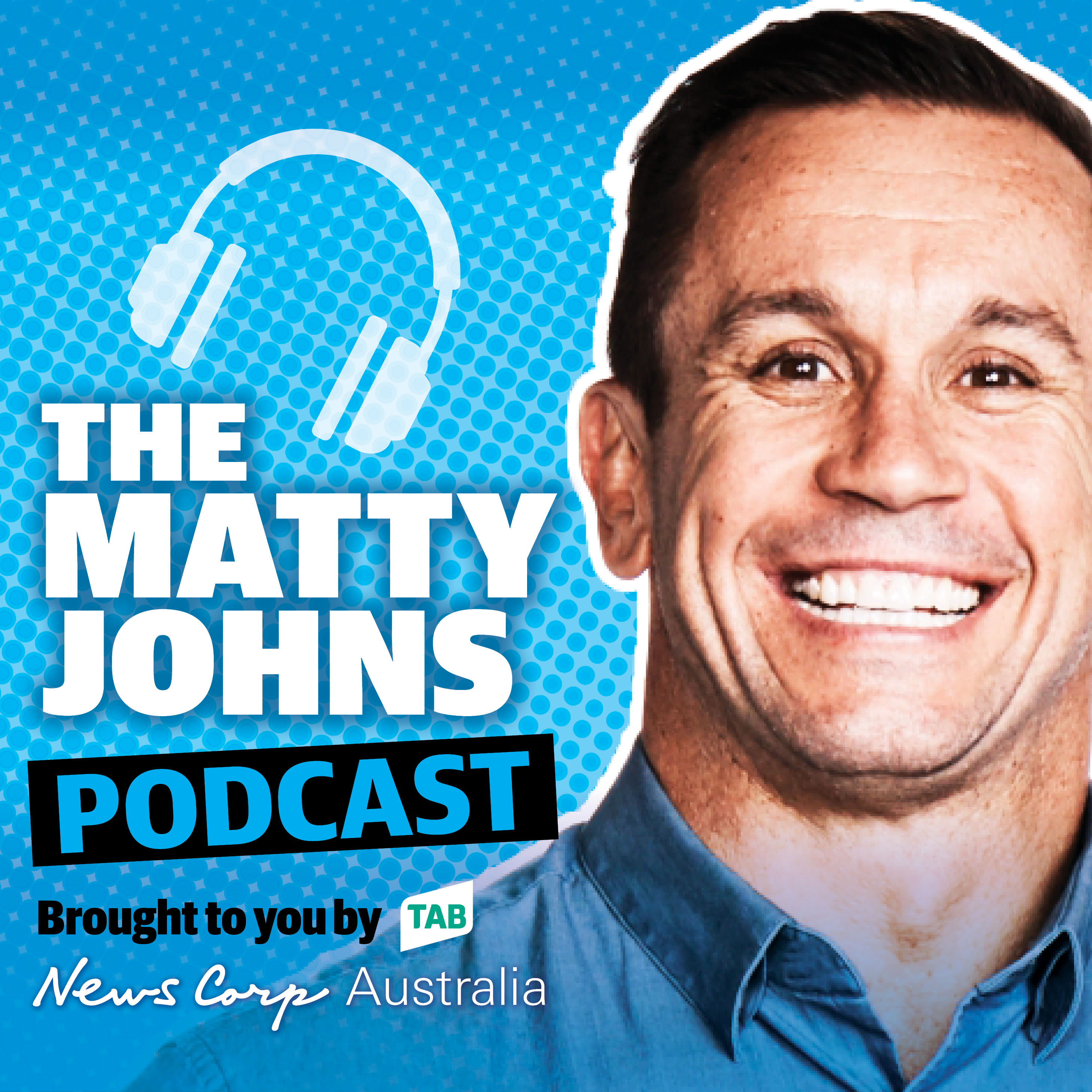 Matty Johns #1: Podcasts are better than Lego