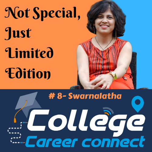 #8. Not Special, Just Limited Edition -Swarnalatha