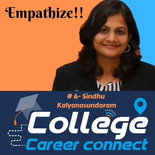 #6. Empathize- Sindhu Kalyanasundaram