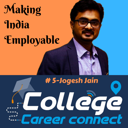 #5. Making India Employable-Jogesh Jain