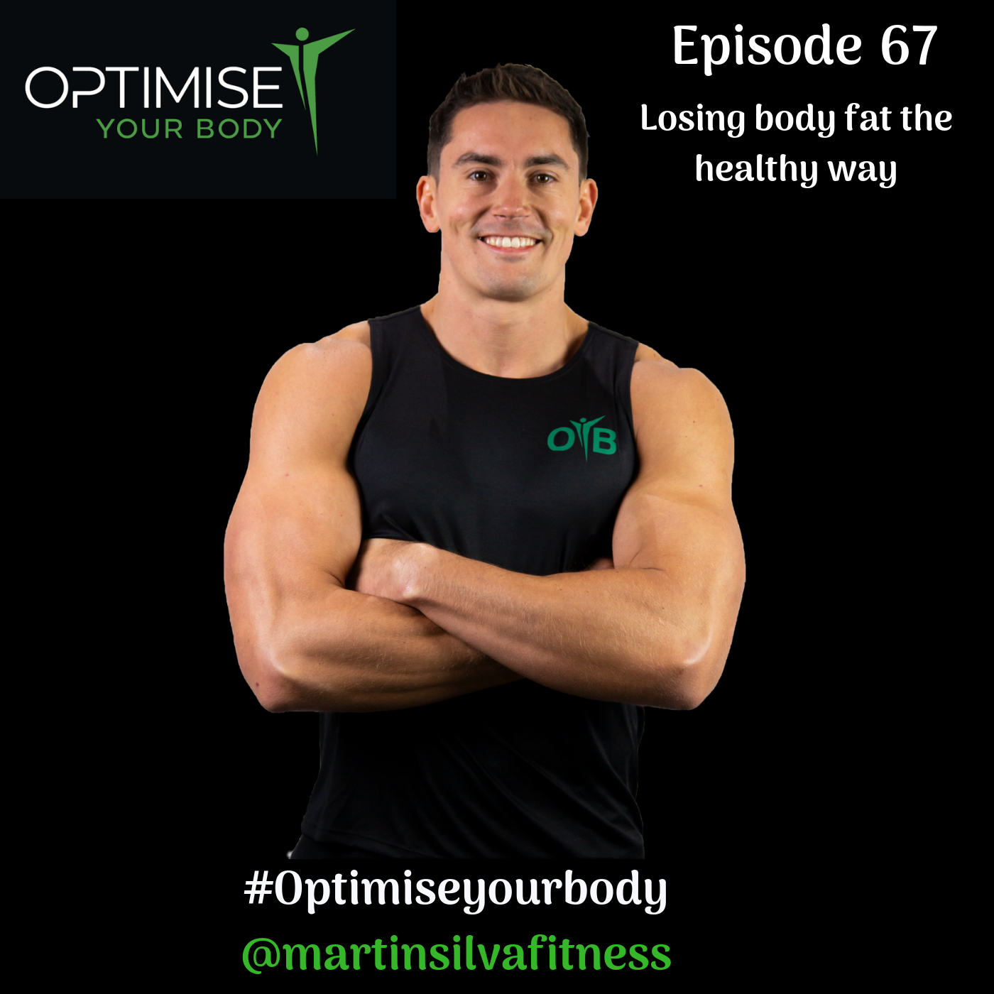 Losing body fat the healthy way