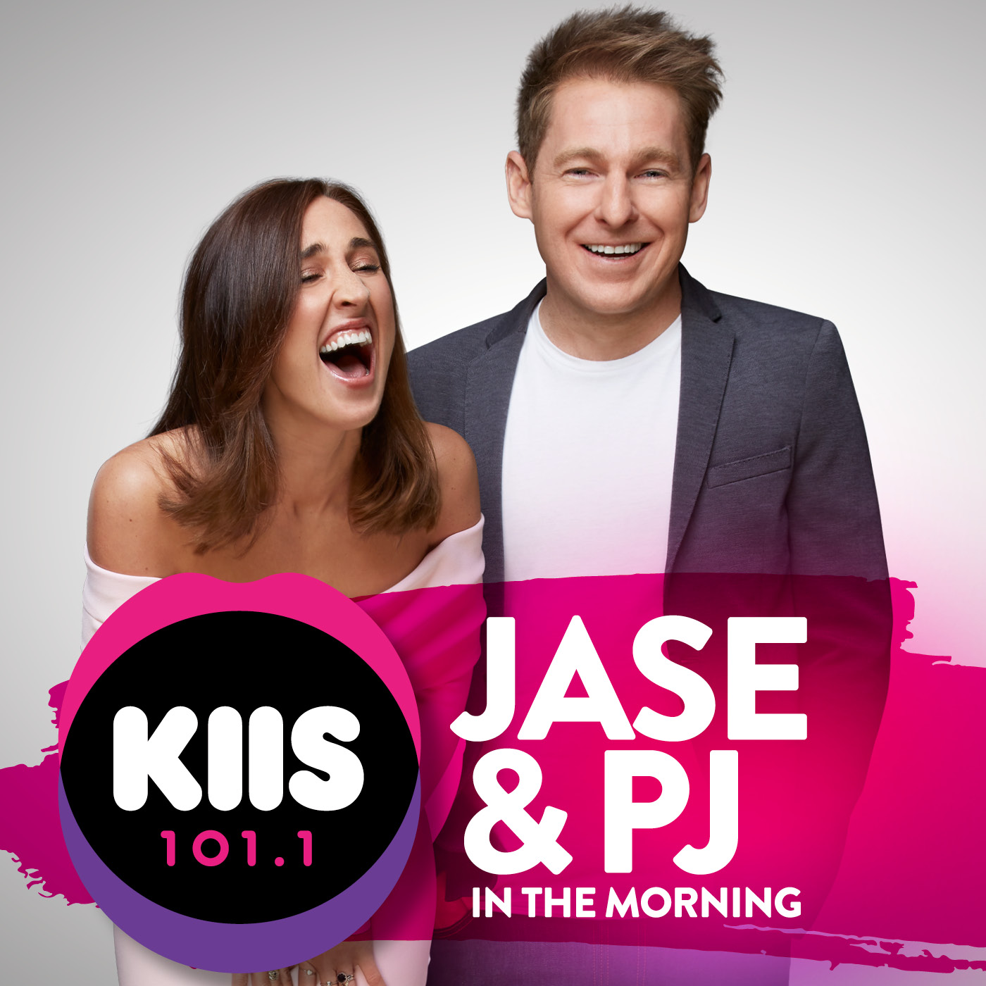 Jase & PJ - Monday 17th June 2019