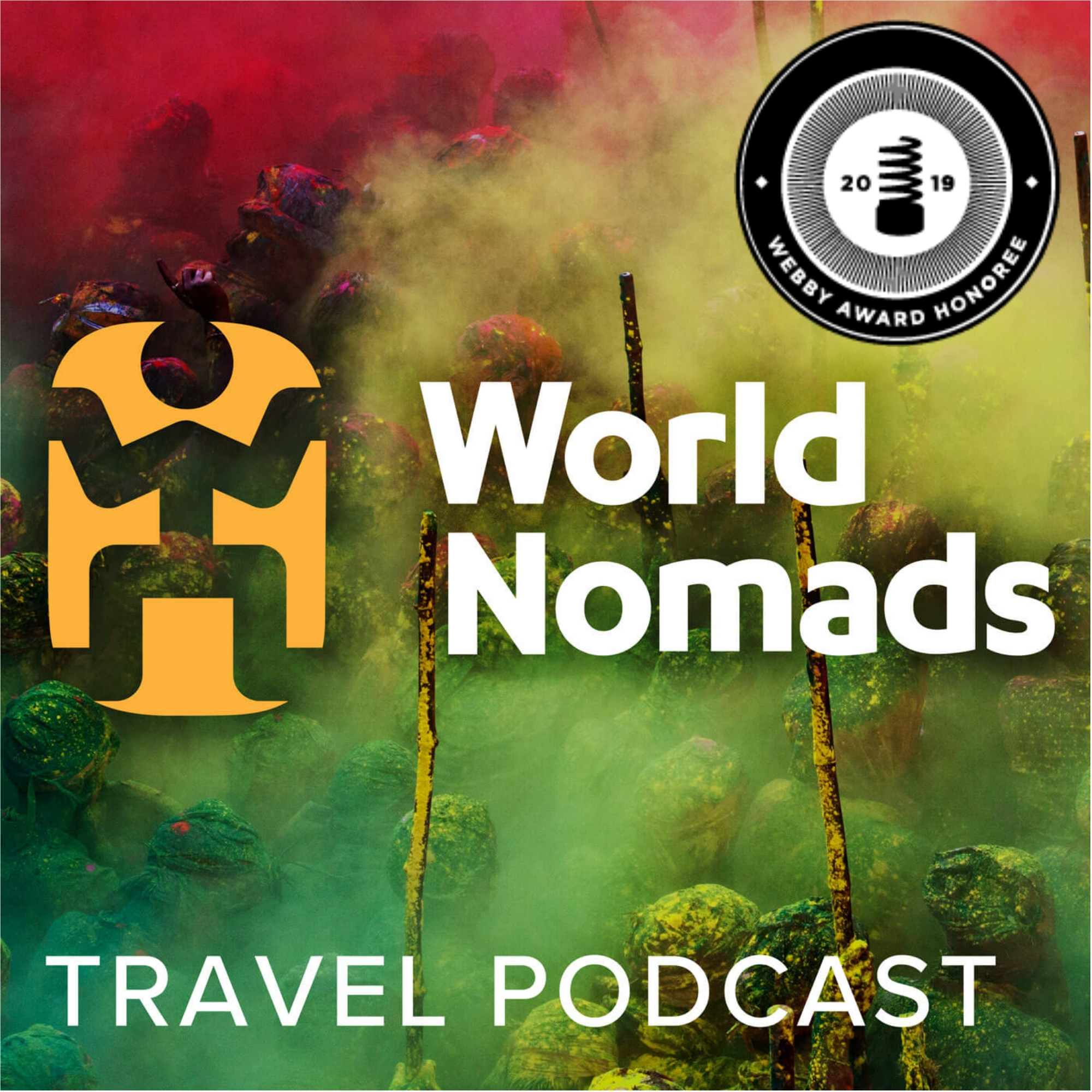Resultado de imagen para the world nomads podcast