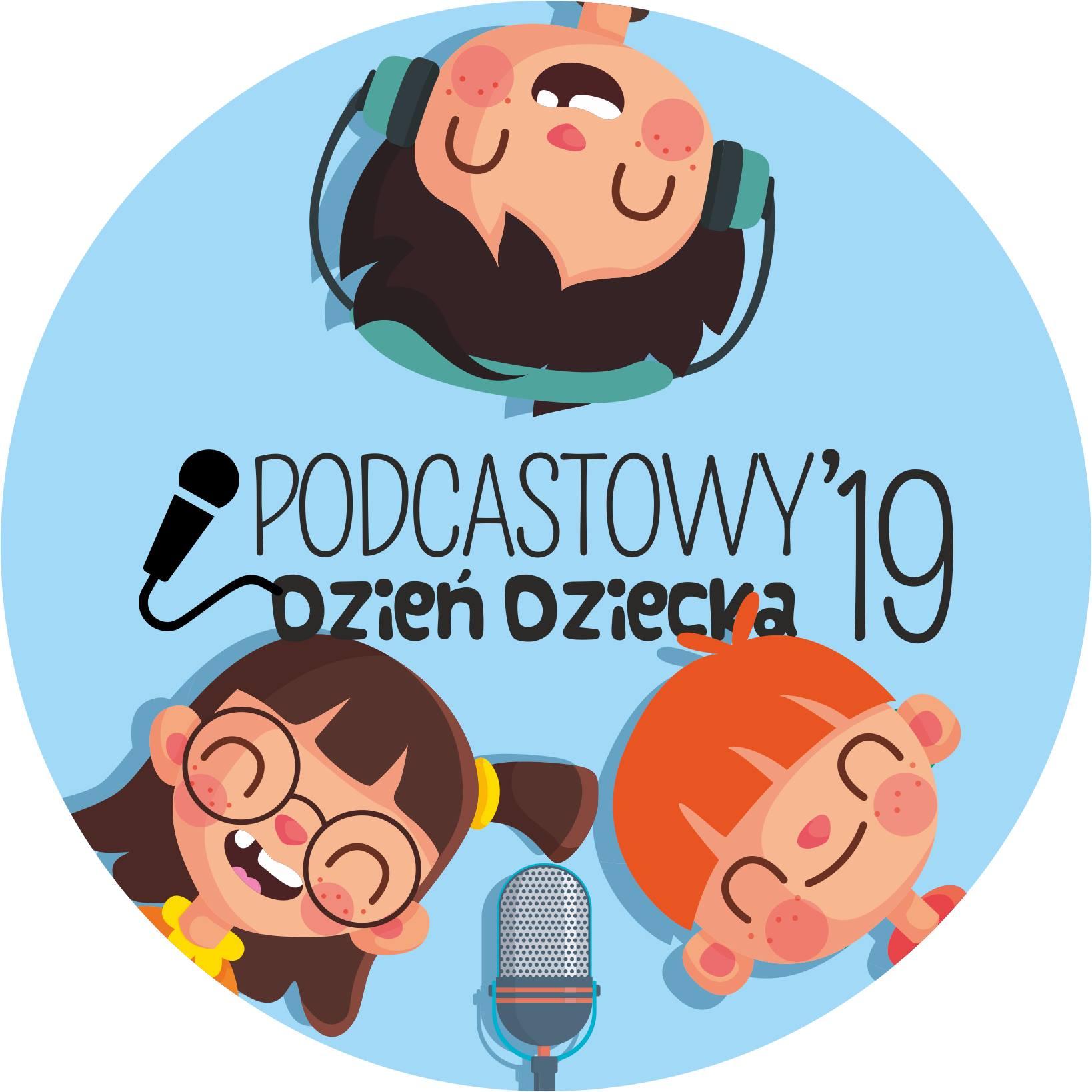 Podcastowy dzień dziecka 2019 - Lokomotywa - Koziołeczek - Jan Brzechwa - czyta Sabina Bielińska i Ignaś