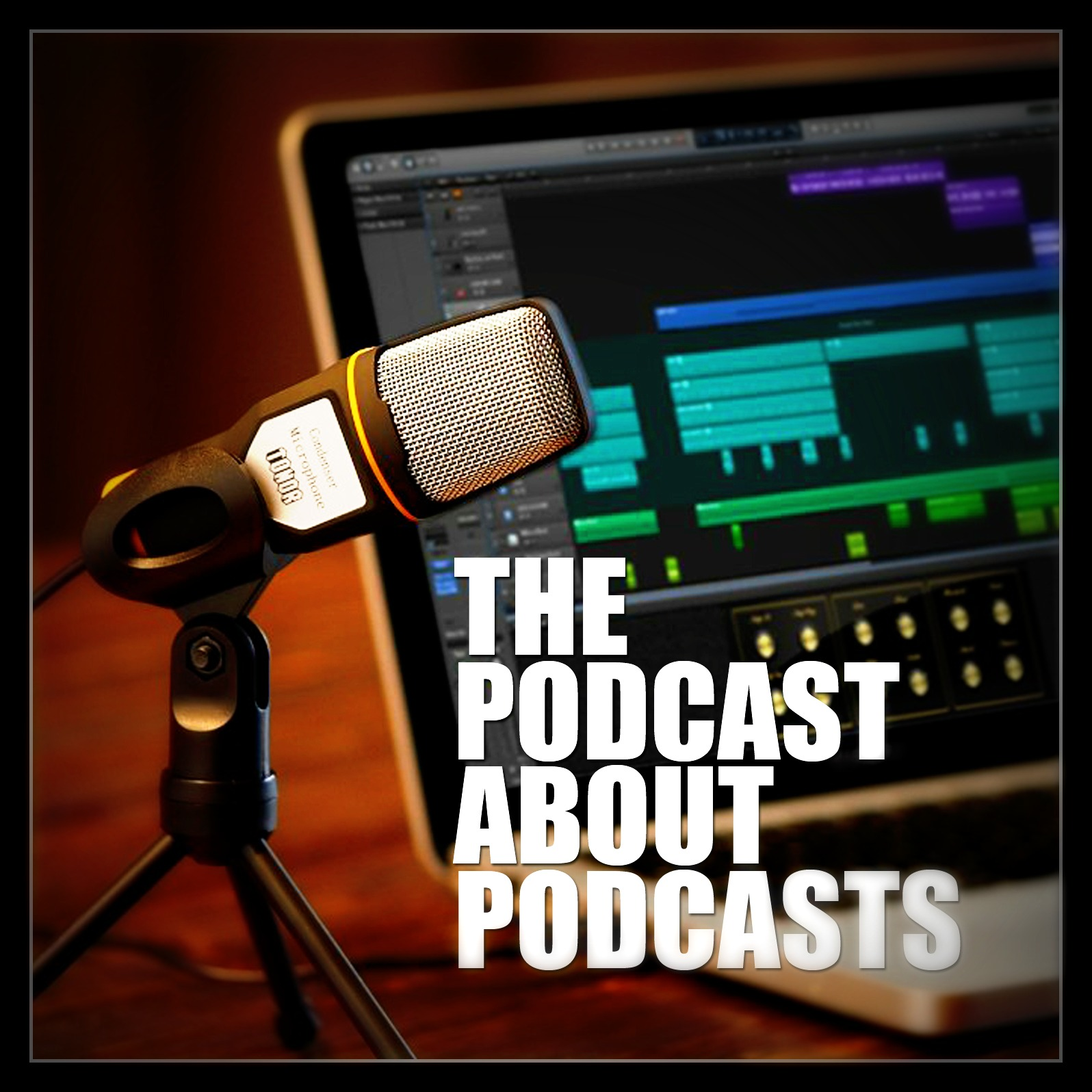 stand interview podcast series - HD1596×1596