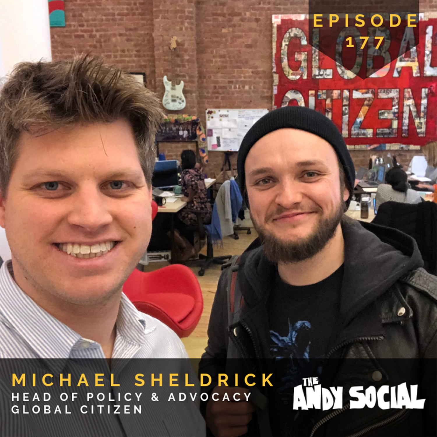 The Andy Social Podcast | Podbay