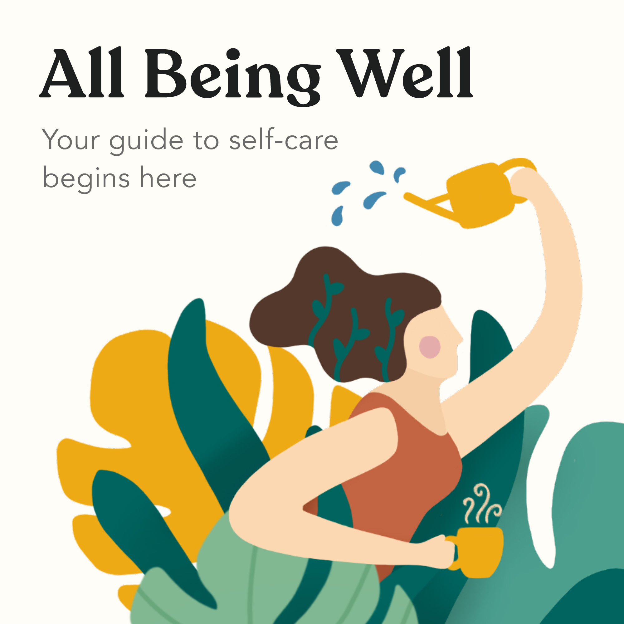 All Being Well - a wellness podcast