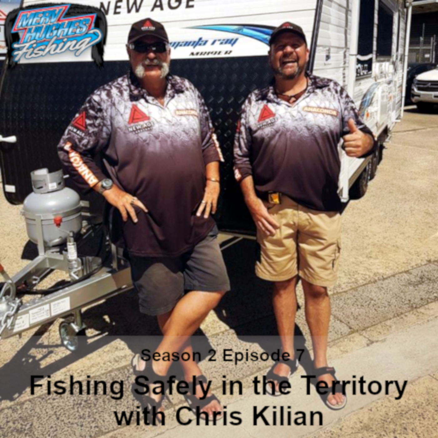 Fishing Safely in the Territory with Chris Kilian