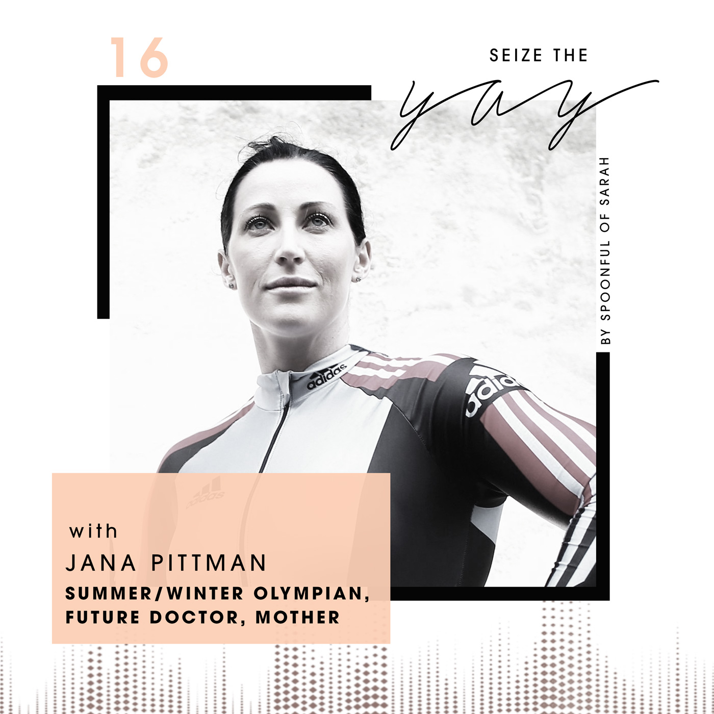 Jana Pittman // From hurdles to Huggies to her Hippocratic Oath