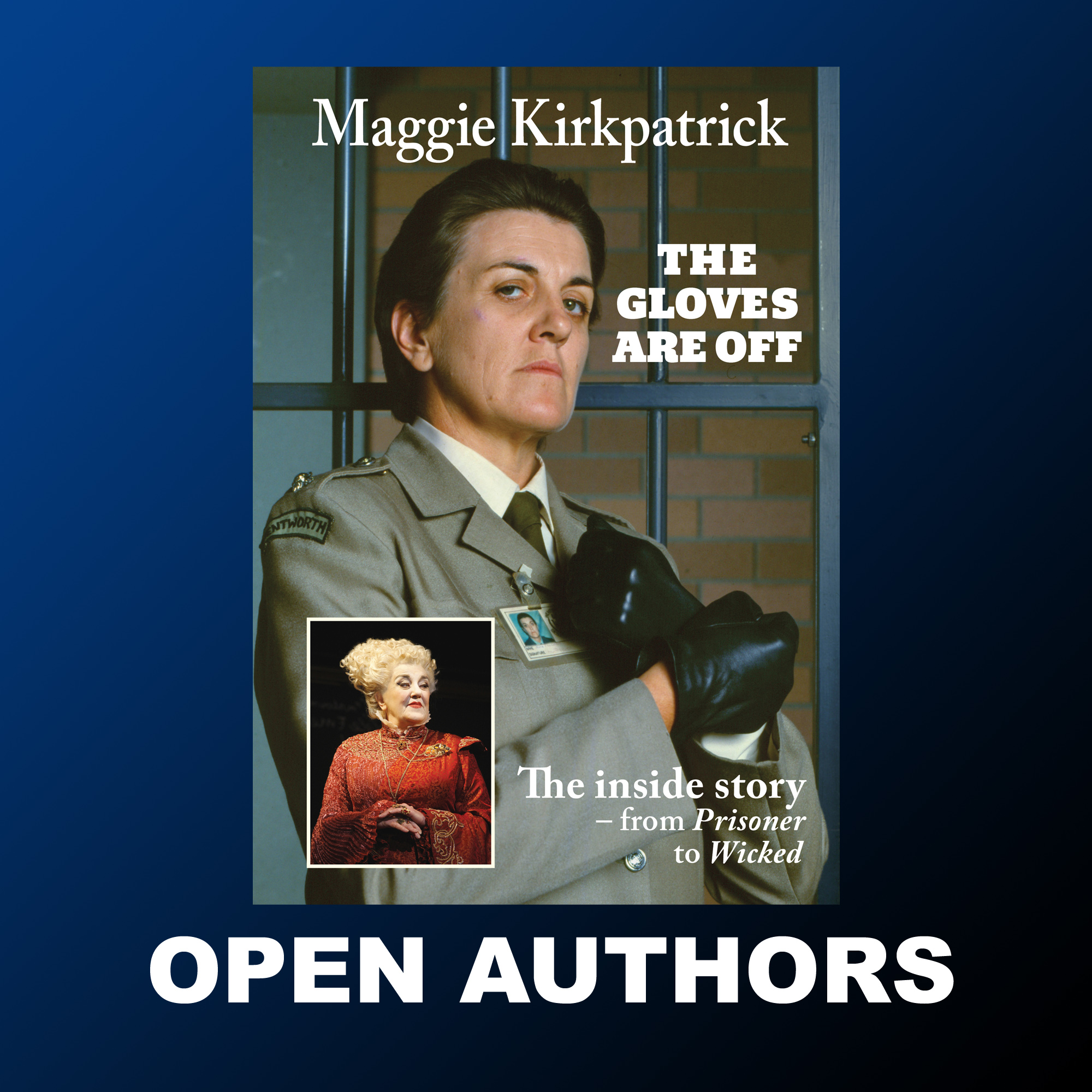 Maggie Kirkpatrick - The Gloves Are Off