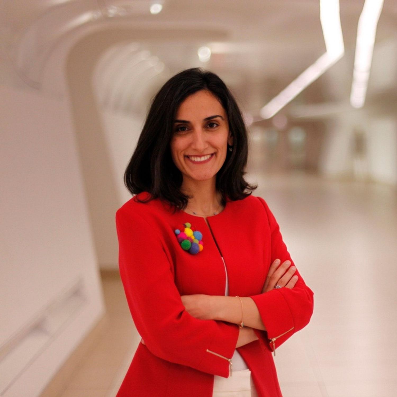 Yrd. Doç. Dr. Canan Dağdeviren (MIT Media Lab) - Sıradışı Sistemler ve Modern Teknoloji