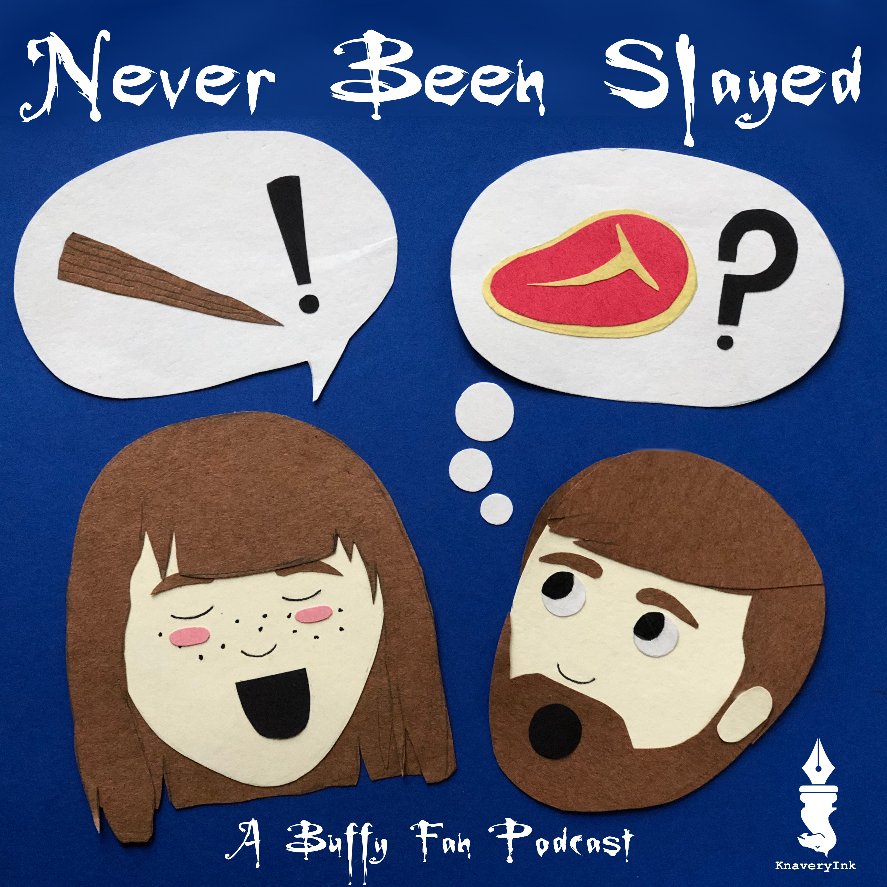 Never Been Slayed: A Buffy Virgin Podcast