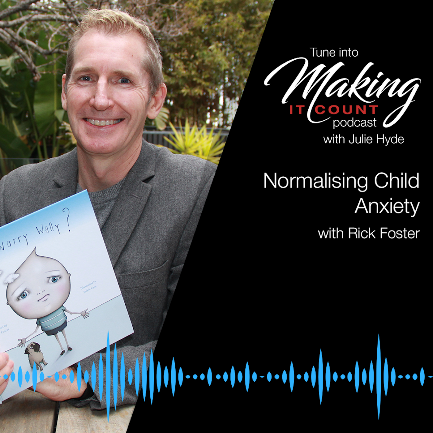 Normalising Child Anxiety - Rick Foster