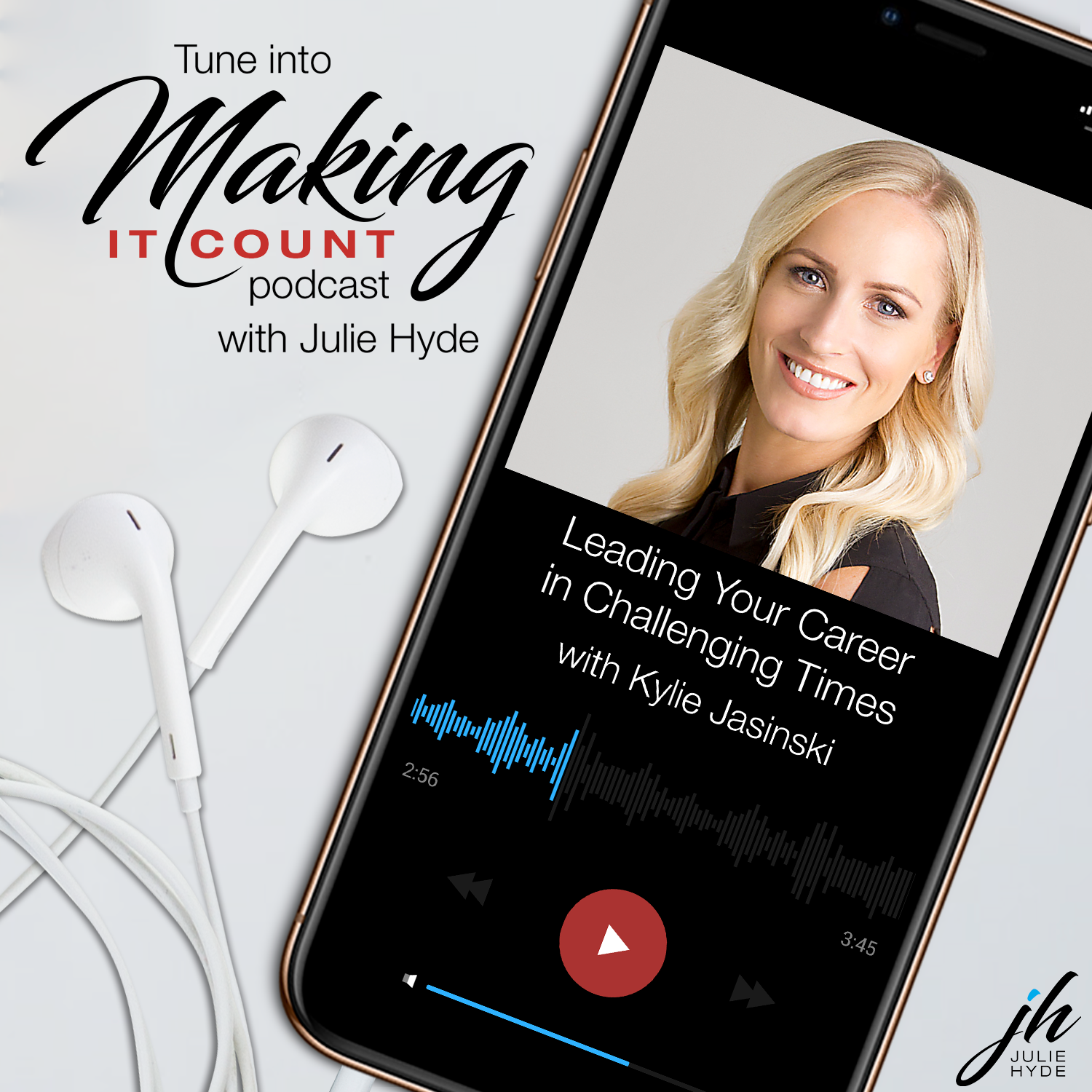 Leading Your Career in Challenging Times - Kylie Jasinski