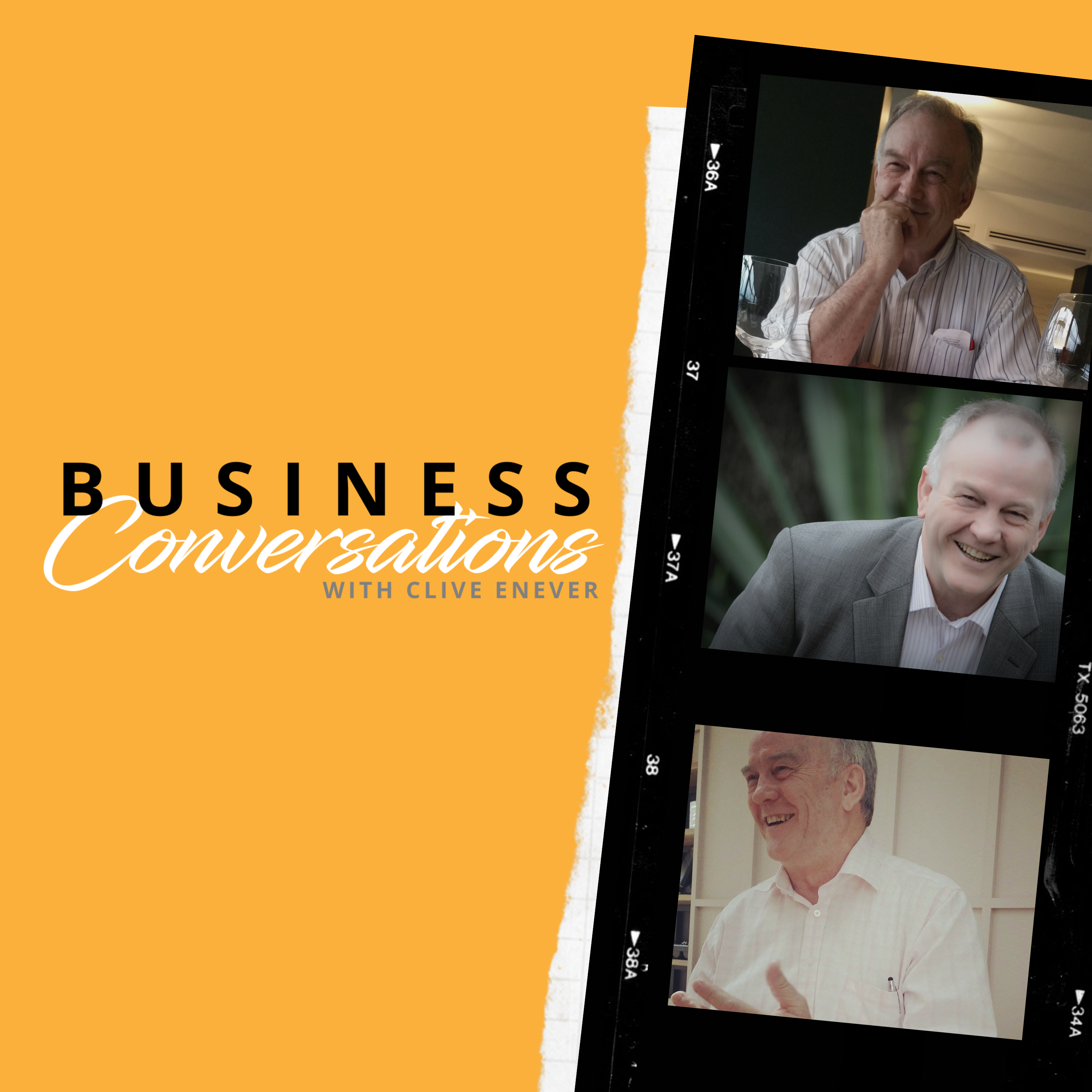 Business Conversations with Clive Enever