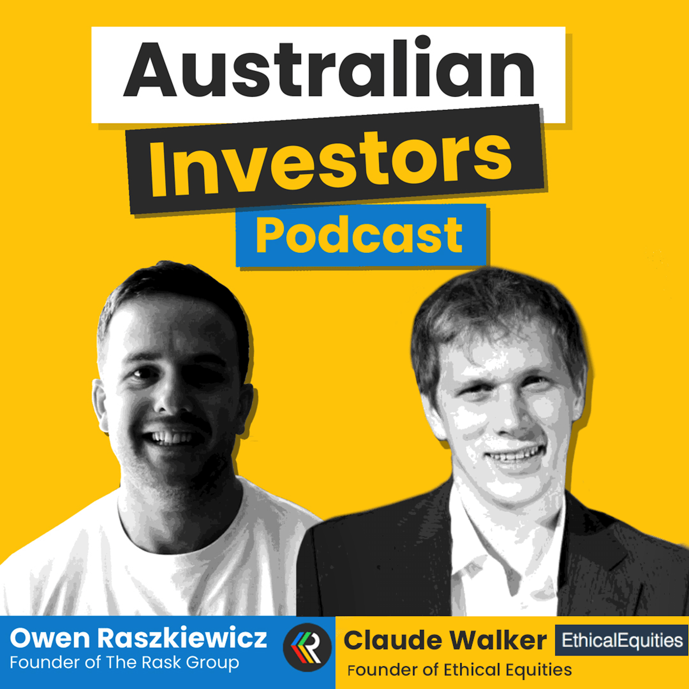 #23 - Claude Walker - Treehouse Investing