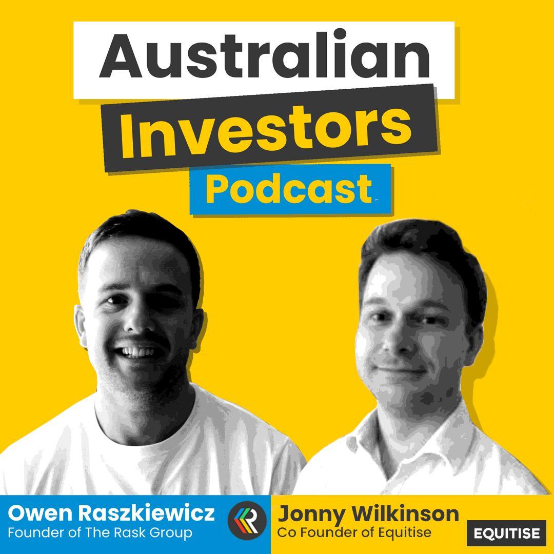 #17 - Jonny Wilkinson | Democratise