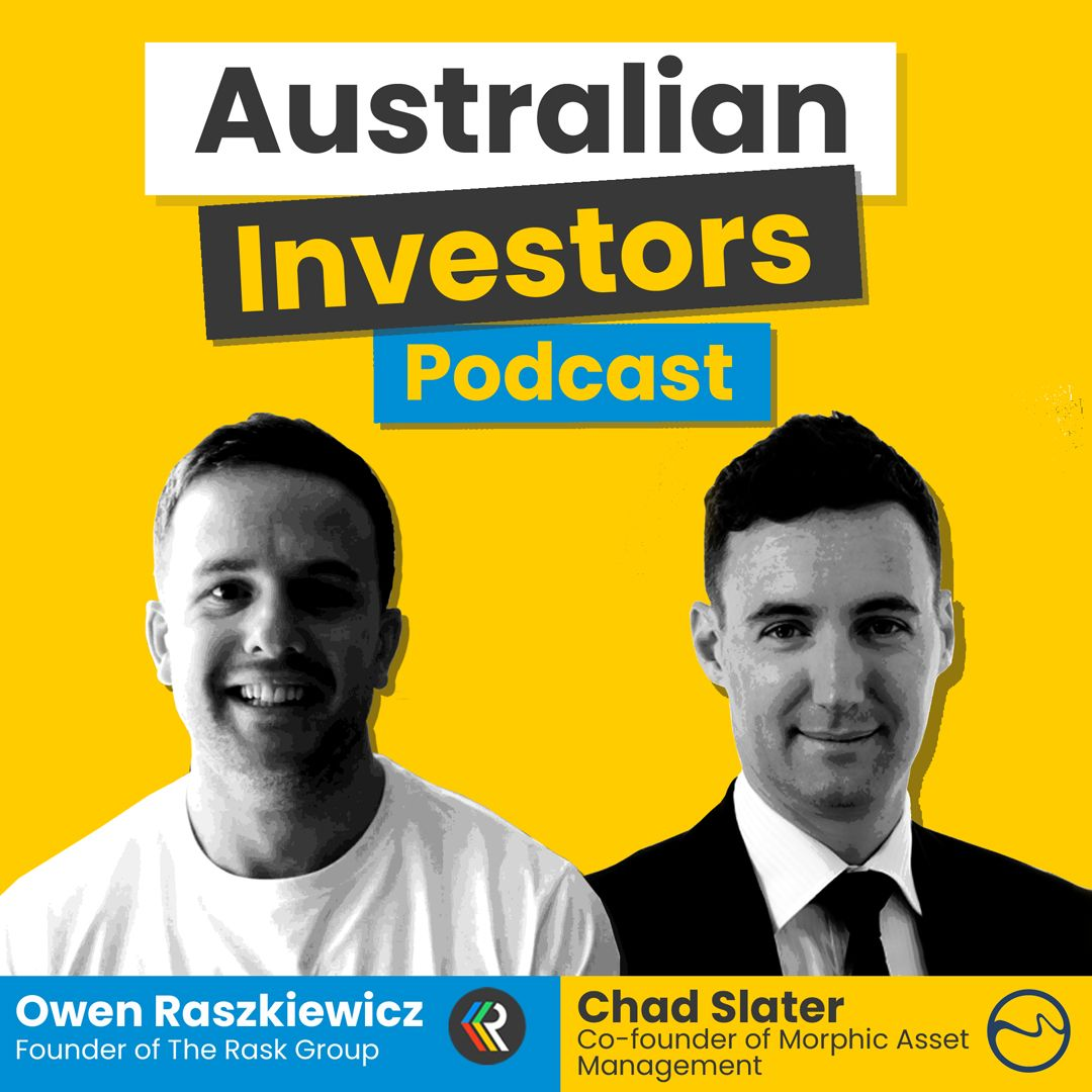 2min TEASER - Why Chad Slater Invests The Way He Does
