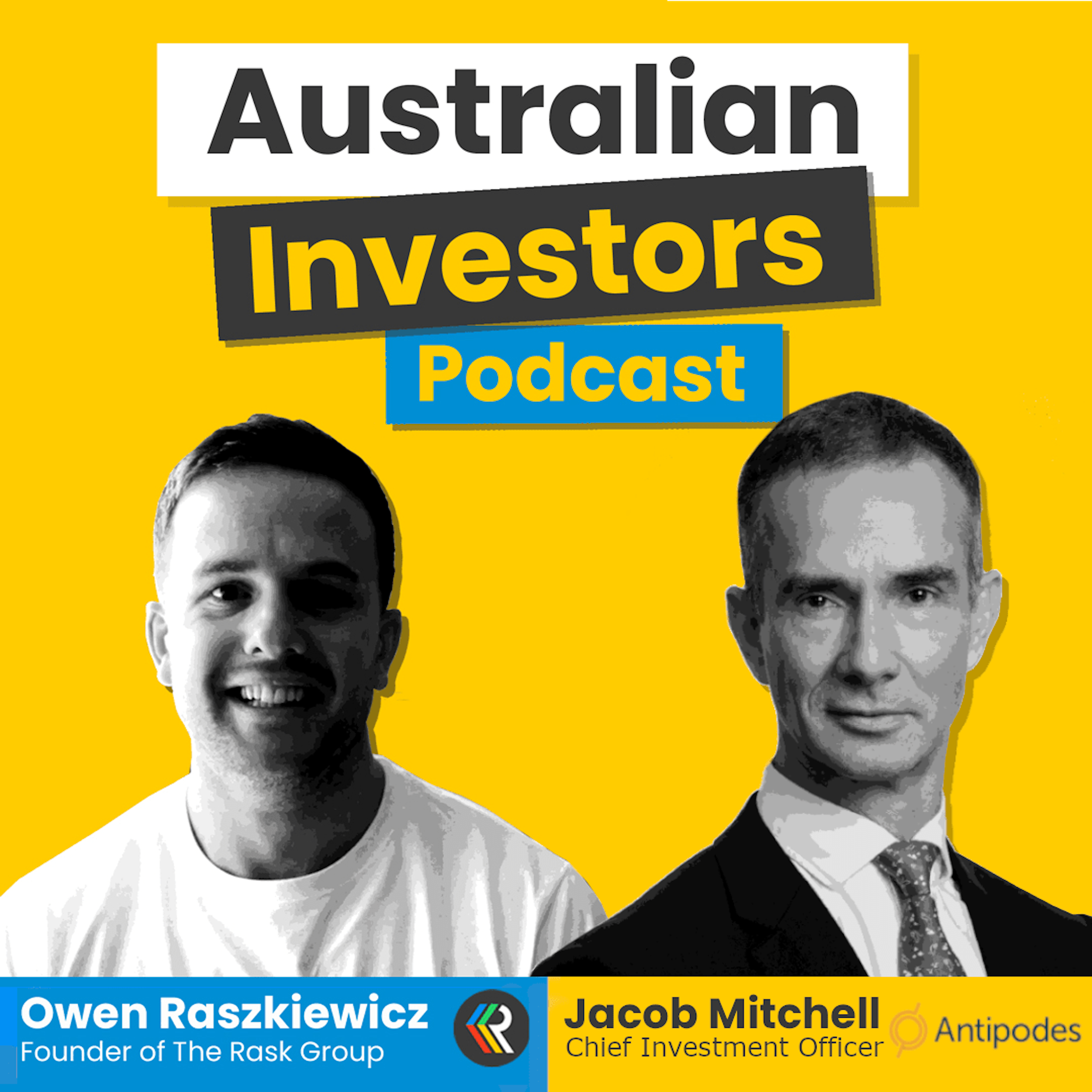 #31 - Jacob Mitchell - Antipodes Partners