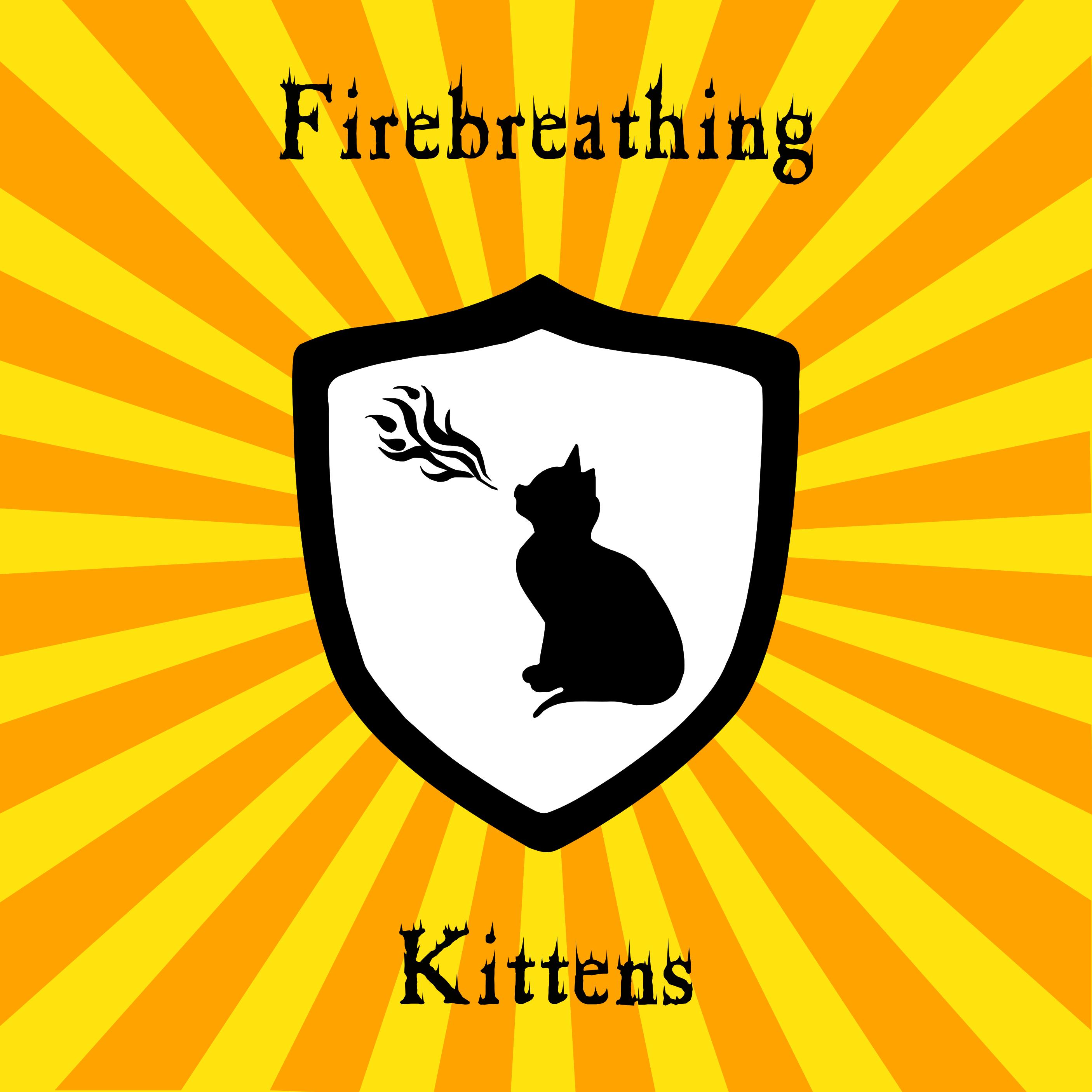 Firebreathing Kittens