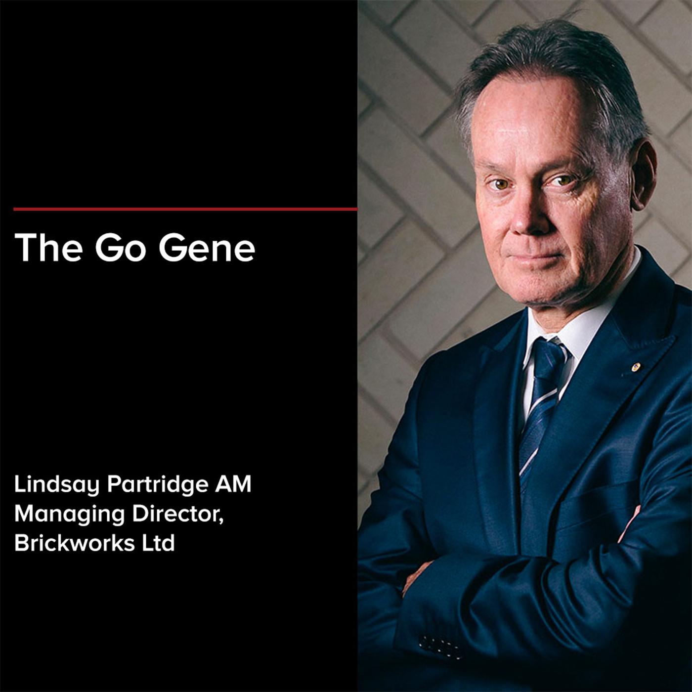 No Limitations: The Go Gene ft. Lindsay Partridge AM, Managing Director, Brickworks Limited