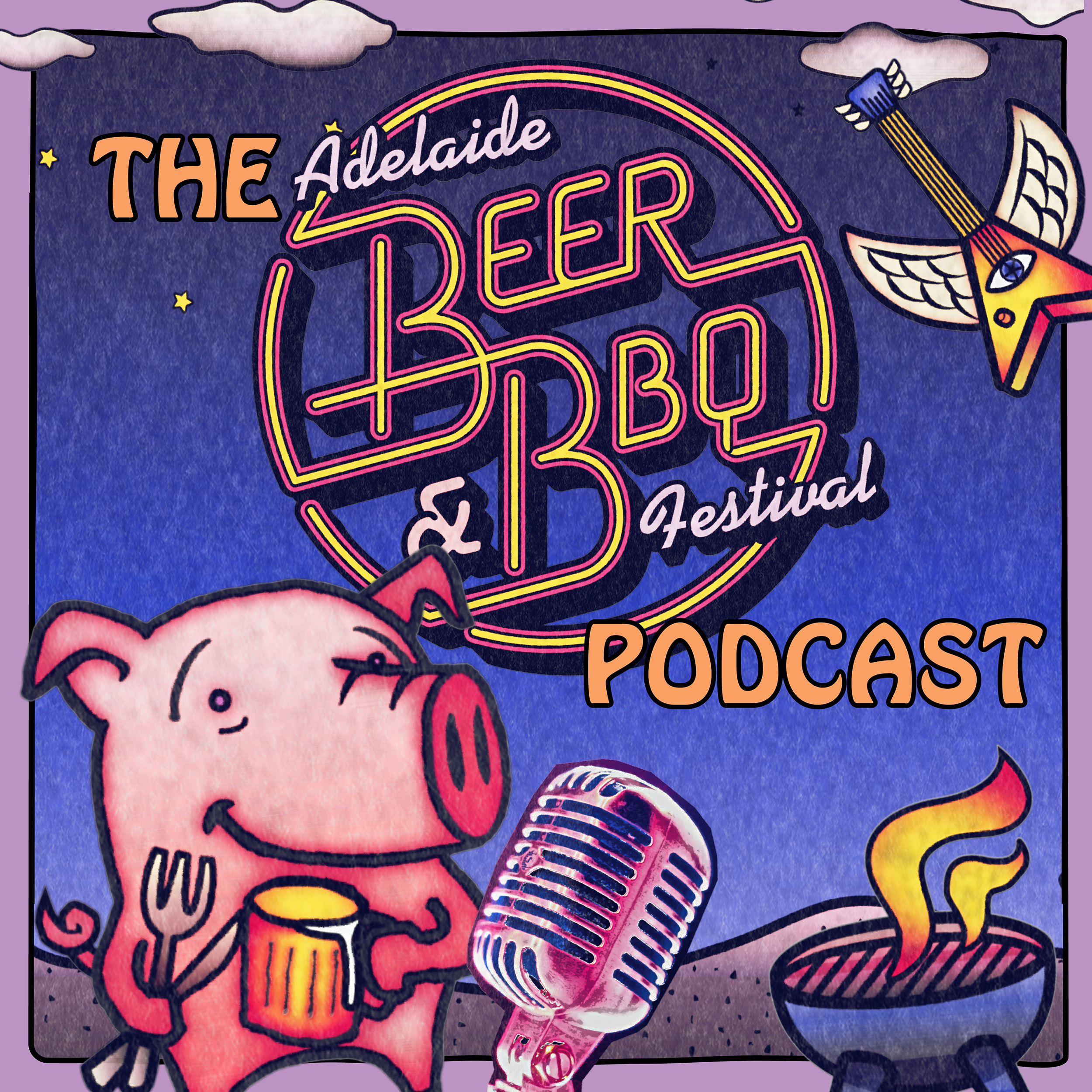 The Beer & BBQ Festival Podcast | Listen Free on Castbox
