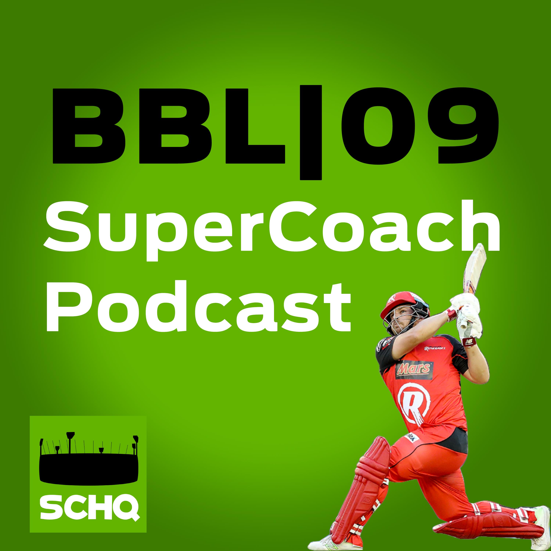 SuperCoach HQ BBL Podcast