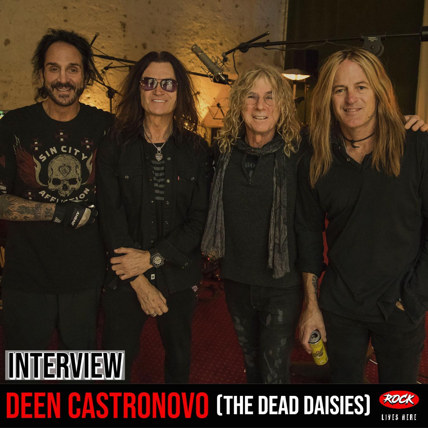 Deen Castronovo (The Dead Daisies)